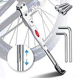 HENMI Fahrradständer 4 cm Höhenverstellbar und...