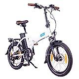 NCM London (+) E-Bike, E-Faltrad, 250W, 36V...