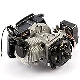 Pocket-Bike Motor 49ccm mit Vergaser Dirt Bike...