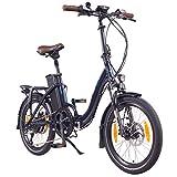NCM Paris (+) E-Bike, E-Faltrad, 250W, 36V...