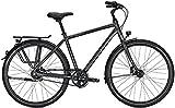 Raleigh Devon Pro Urban/City Bike 2017 (Grau, 28'...