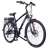 NCM Hamburg E-Bike City Rad, 250W, 36V 13Ah 468Wh...