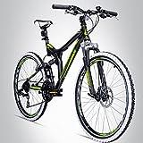 Bergsteiger Phoenix 26 Zoll Mountainbike, geeignet...