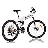 FLYING DONKEY Pedelec e-Bike Full-Suspension...