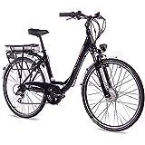 CHRISSON 28' Zoll CITYRAD ALU Fahrrad E-Bike...