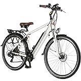 AsVIVA E-Bike Trekkingrad - 28' CityBike B15-H 36V...