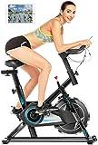 Heimtrainer Fahrrad, Indoor Cycling Bike...
