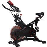 ISE Profi Indoor Cycle Ergometer Heimtrainer mit...