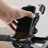 Handyhalterung Fahrrad Lenker, [Niemals abfallen]...