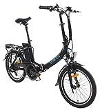 smartEC Camp-20D Falt Pedelec/E-Bike Klapprad...