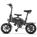 E-Bike Elektrofahrrad Klapprad mit 400W Motor...