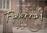 Fahrrad Alltag - Film Noir Style (Wandkalender...