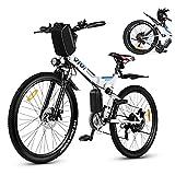 Vivi Elektrofahrrad E-Bike Herren und Damen,26...