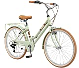 BIKESTAR City Stadt Fahrrad 26 Zoll   16 Zoll...