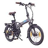 """NCM London 20"""" E-Bike, E-Faltrad, 36V 15Ah 540Wh..."""