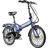 Zündapp Z101 20 Zoll E Bike Faltrad Damen Herren...