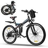 Vivi Ebike Mountainbike 26 Zoll Elektrofahrrad...