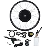 Pokerty E-Bike-Kit, Ebike-Umbausatz, 48 V 1000 W...
