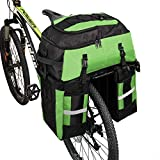 PELLOR Fahrrad Gepäcktaschen, 3 in 1...