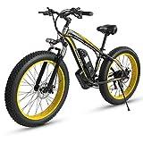 XXCY MX02 eBike, Fat E-Bike, 1000 W, 48 V, 17 AH...
