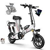 Elektrofahrrad Ebike, Mountainbike Klapprad 12...