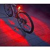 FISCHER Twin Fahrrad-Rücklicht mit 360°...