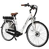 AsVIVA E-Bike Damen Hollandrad 28', Tiefeinsteiger...