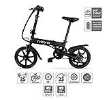 Nilox X2 E-bike, Elektrofahrrad, Herren & Damen...