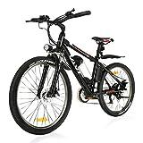 """VIVI 26""""Elektro-Mountainbike 250W Elektrofahrrad..."""