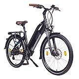 NCM Milano 48V, 26' Urban Trekking E-Bike...