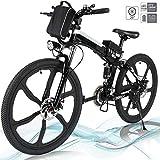 Faltbares E-Bike,36V 250W Elektrofahrräder, 8A...