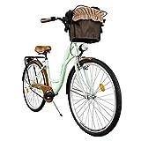 Milord. Komfort Fahrrad mit Rückenträger,...