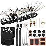 Fahrrad Multitool Reparatur Werkzeug Kit,16 in 1...