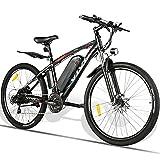 VIVI Elektrofahrrad Herren 27.5' E Bike Herren,...