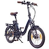 """NCM Paris+ 20"""" E-Bike, E-Faltrad, 36V 19Ah 684Wh..."""
