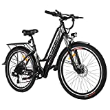 Vivi E-Bike, 26' Stadt Elektrofahrräder, 7 Gang...