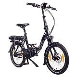NCM Paris MAX N8R / N8C E-Bike, E-Faltrad, 250W,...