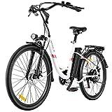 E-Bike City Efahrrad 250W Elektrofahrrad 26 Zoll...