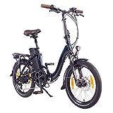 """NCM Paris 20"""" E-Bike, E-Faltrad, 36V 15Ah 540Wh..."""