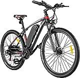 VIVI Ebike Mountainbike, 26'/27,5' Elektrofahrrad...