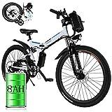 Elektrofahrräder 36V 8AH Lithium Batterie Faltrad...