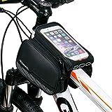 DCCN Fahrradtasche Fahrrad Oberrohrtasche für...