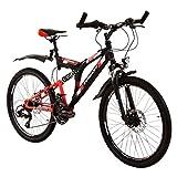 Zündapp Mountainbike Fully 24 Zoll Full...