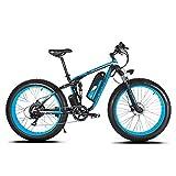 Extrbici XF800 Elektrisches Mountainbike 1000W 48V...