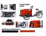 Elektro Lastenfahrrad E-Lastenrad Transportfahrrad...