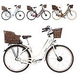 FISCHER E-Bike Retro ER 1804, verschiedene Farben,...
