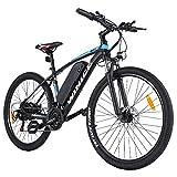 Winice Elektrofahrrad E-Bike Herren Damen,27.5...