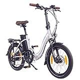 NCM Paris E-Bike, E-Faltrad, 250W, 36V 15Ah •...